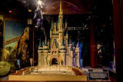 Muzeum Disney'a i zamek Calineczki