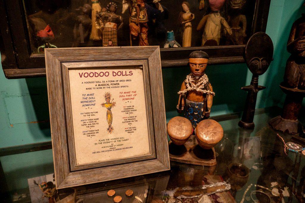 Luizjana Voodoo, Nowy Orlean