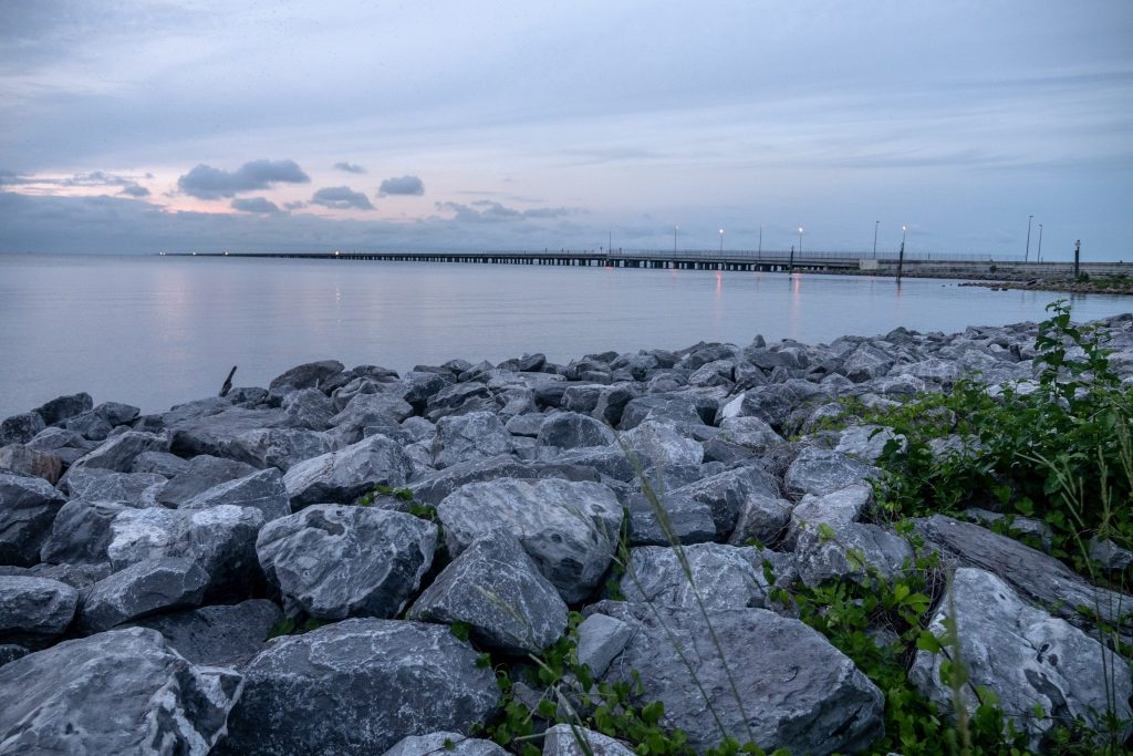 Most - Lake Pontchartrain Causeway, Nowy Orlean