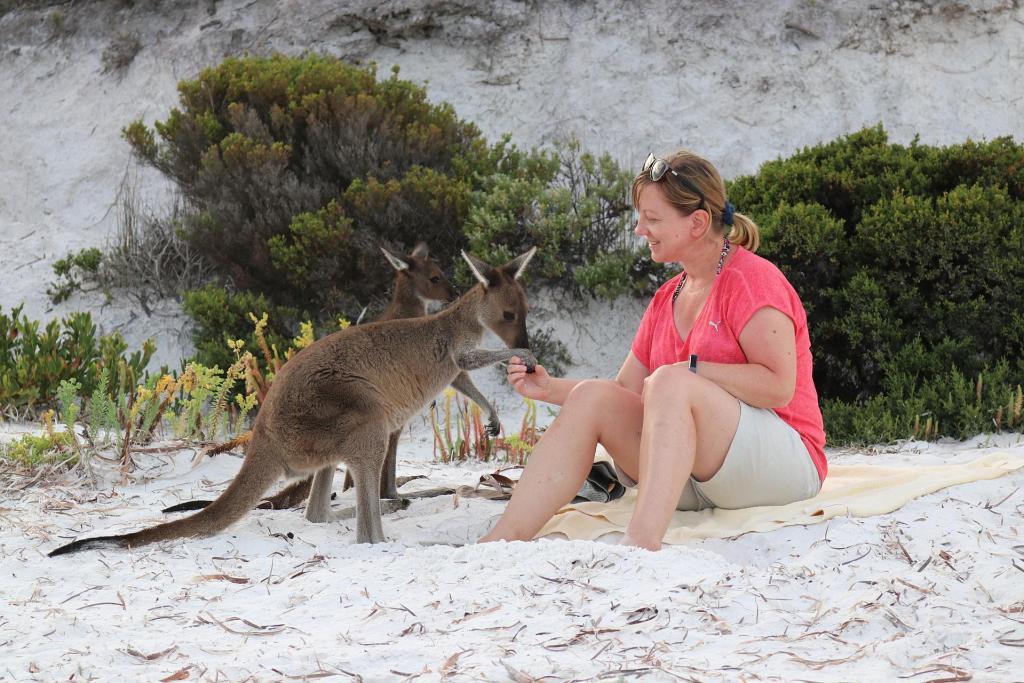 Podkast, odcinek 04, Adri w Lucky Bay, Australia