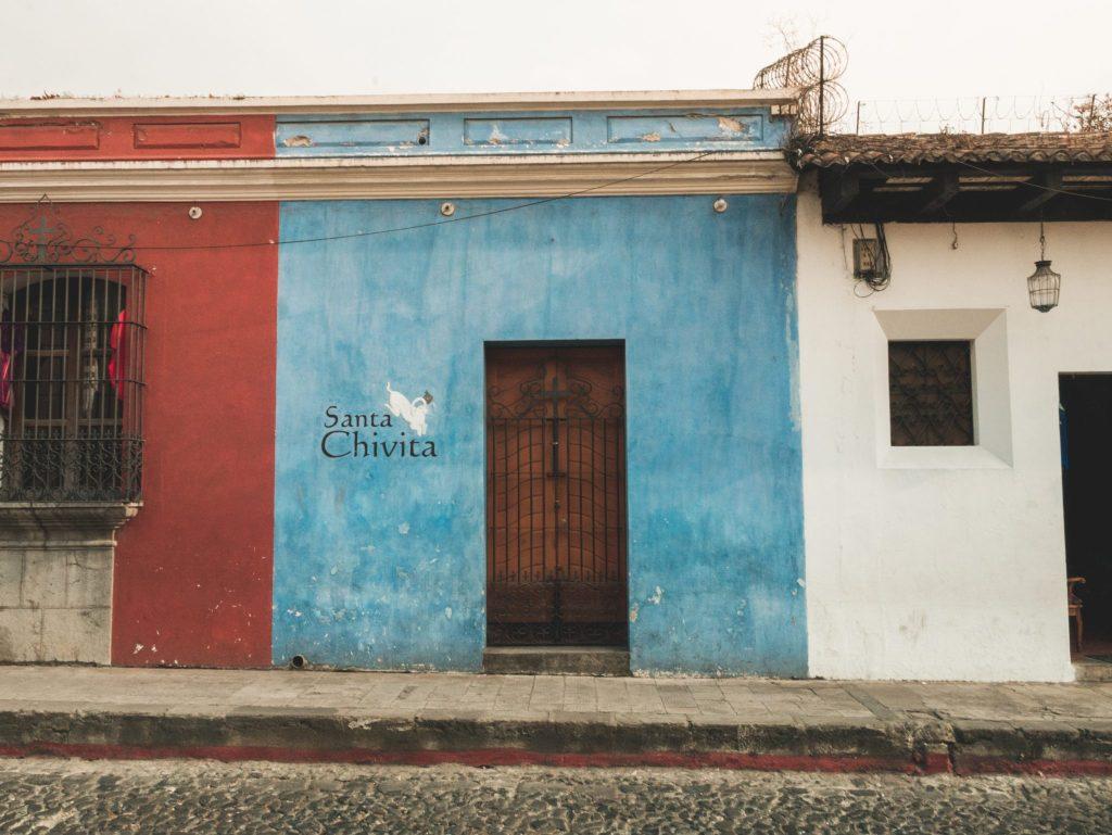 Dozwolone kolory domów...