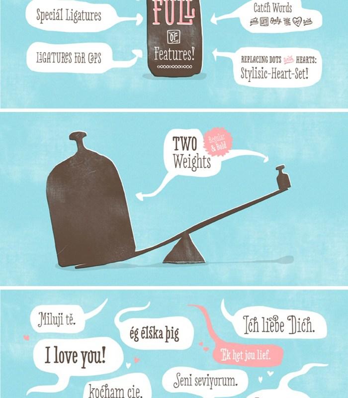 Love Potion Font [Friday Favorites]