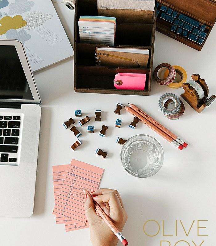 Olive Box [Friday Favorites]