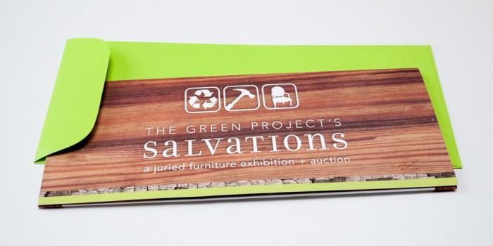 Salvations Gala Invitation