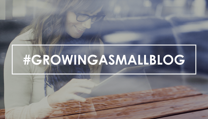 Growing A Small Blog Panel