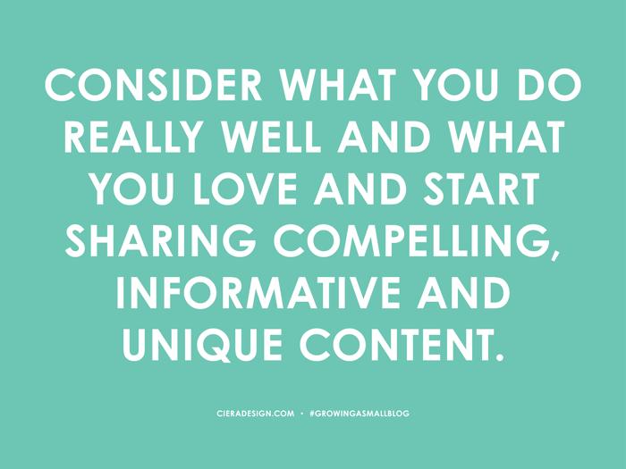 Share Unique Content