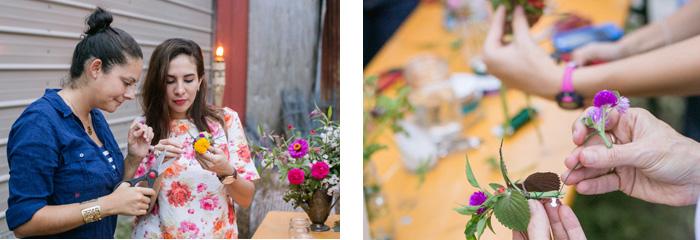 floral workshop meet up flowers