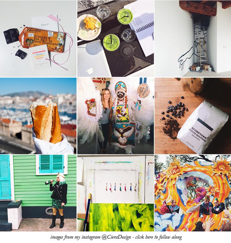 Ciera Design Instagram