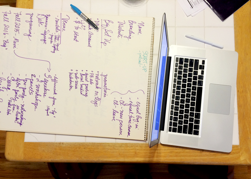 New-Orleans-Creative-Entrepreneur-Conference-Brainstorming