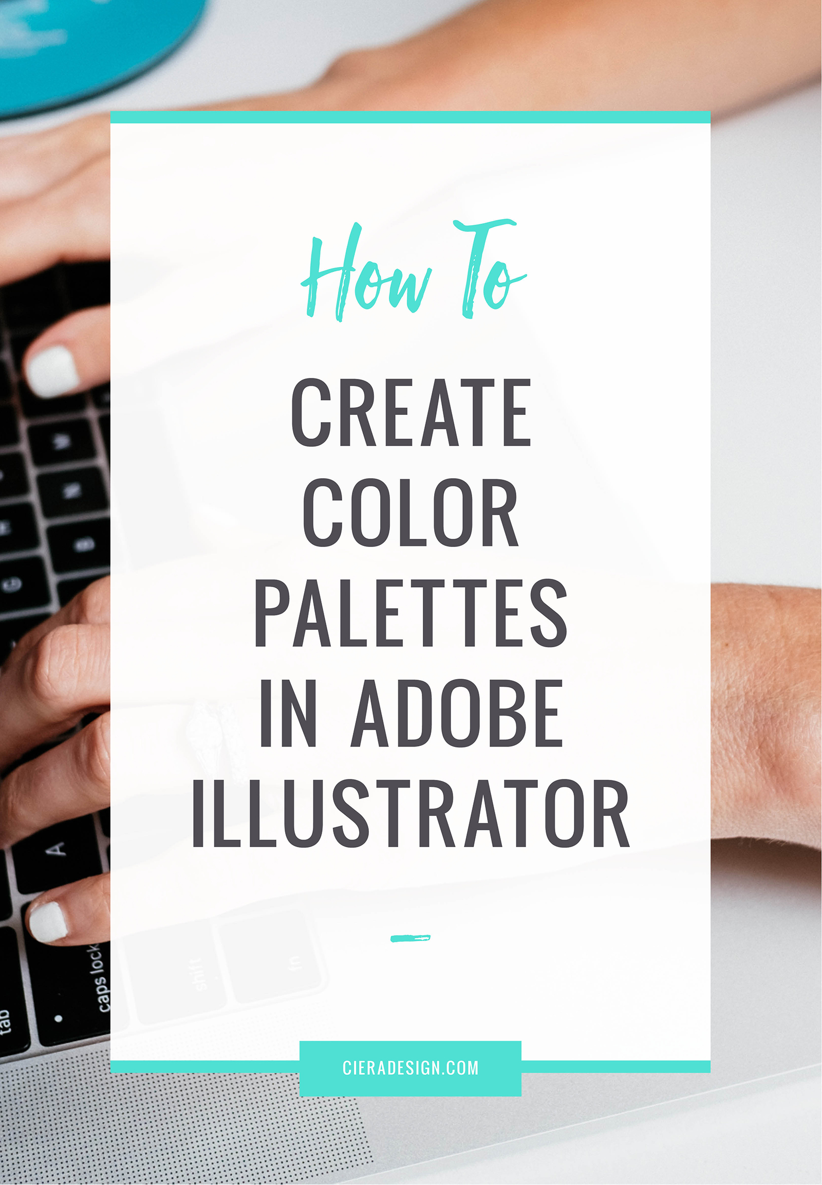Here are three essential tips for working with color palettes in Adobe Illustrator.