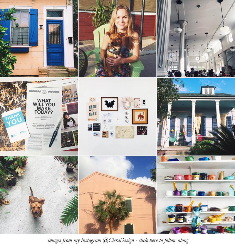 Ciera Design Instagram Recap