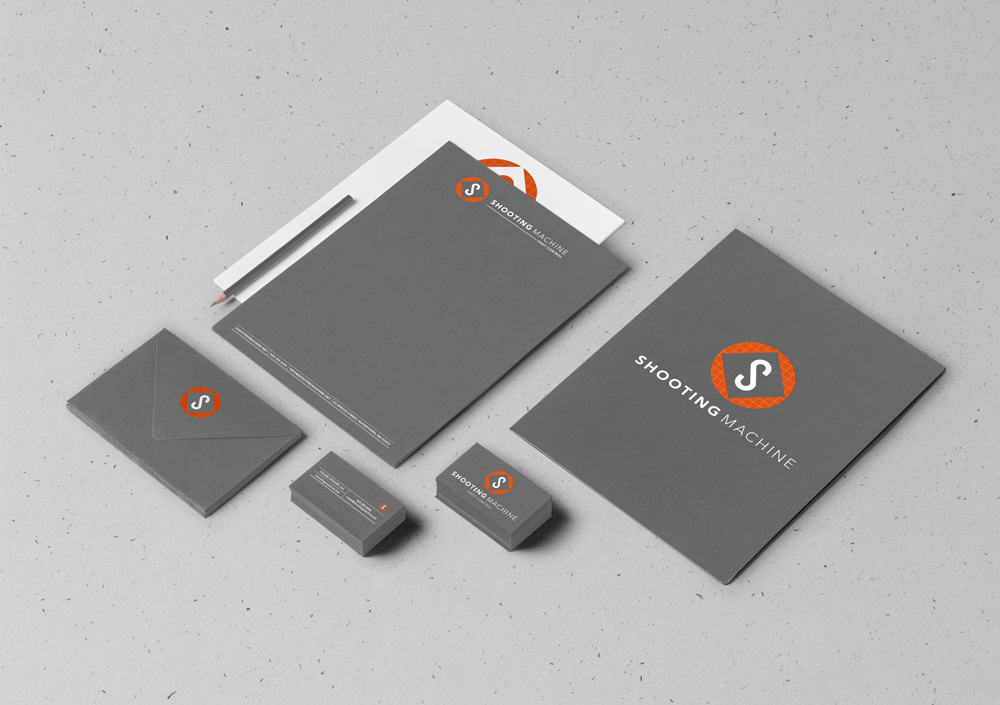 Camera Accessories Brand Logo and Identity Design