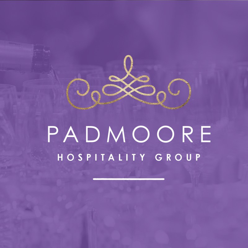 PadMoore Hospitality Group Branding