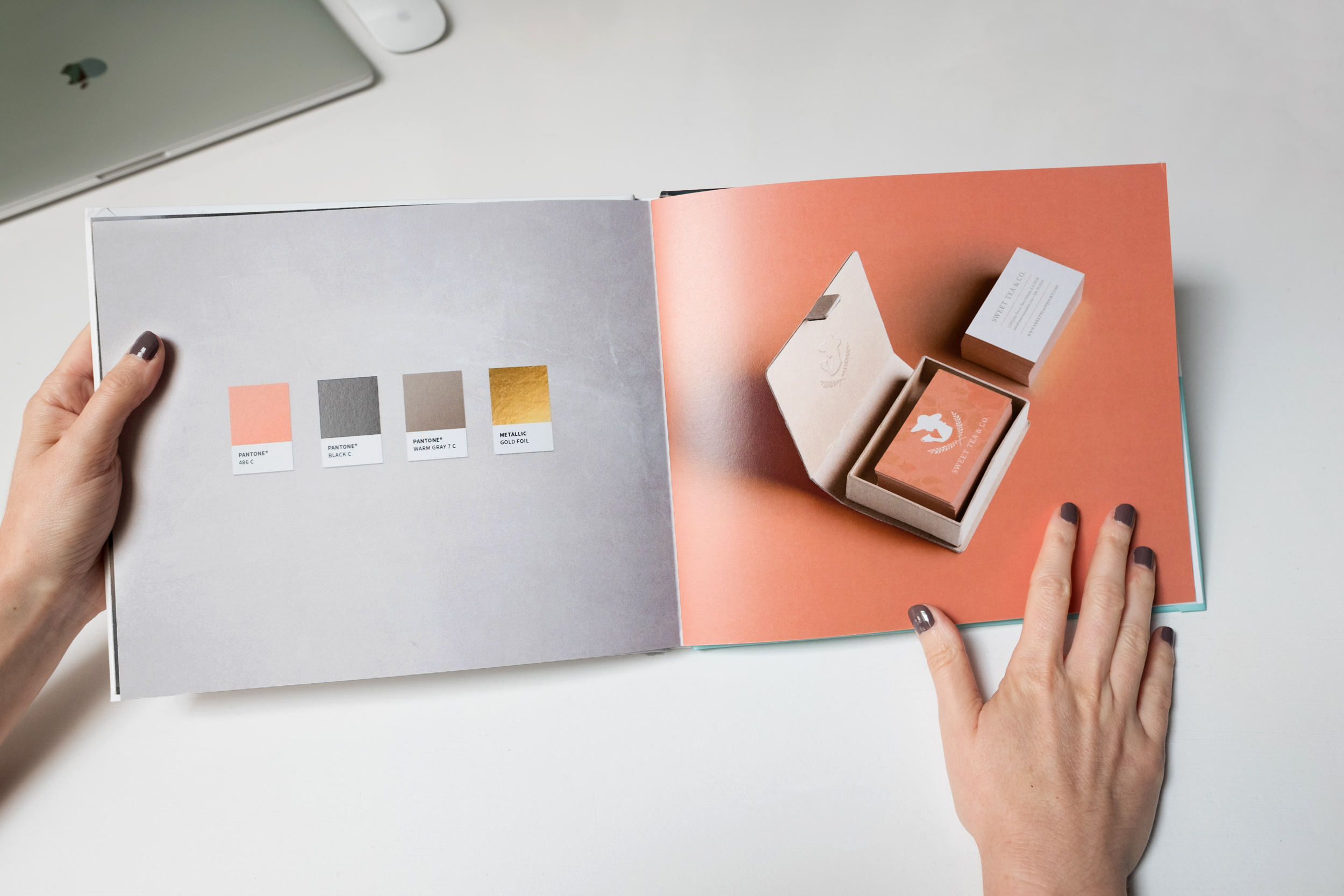 How to Create a Physical Portfolio of Your Work