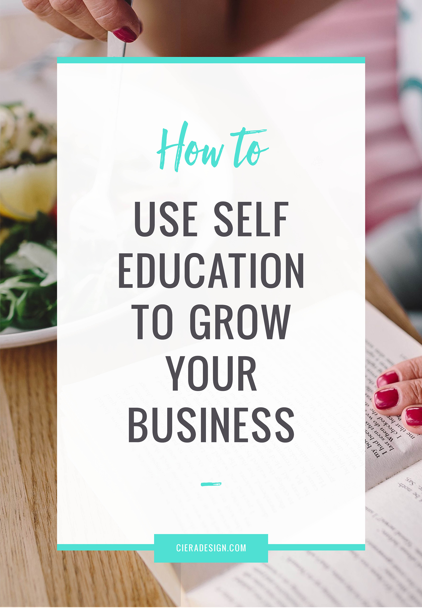 If you are keen on developing yourself in one way or another, either for your benefit or for the business, here are some ways to help.