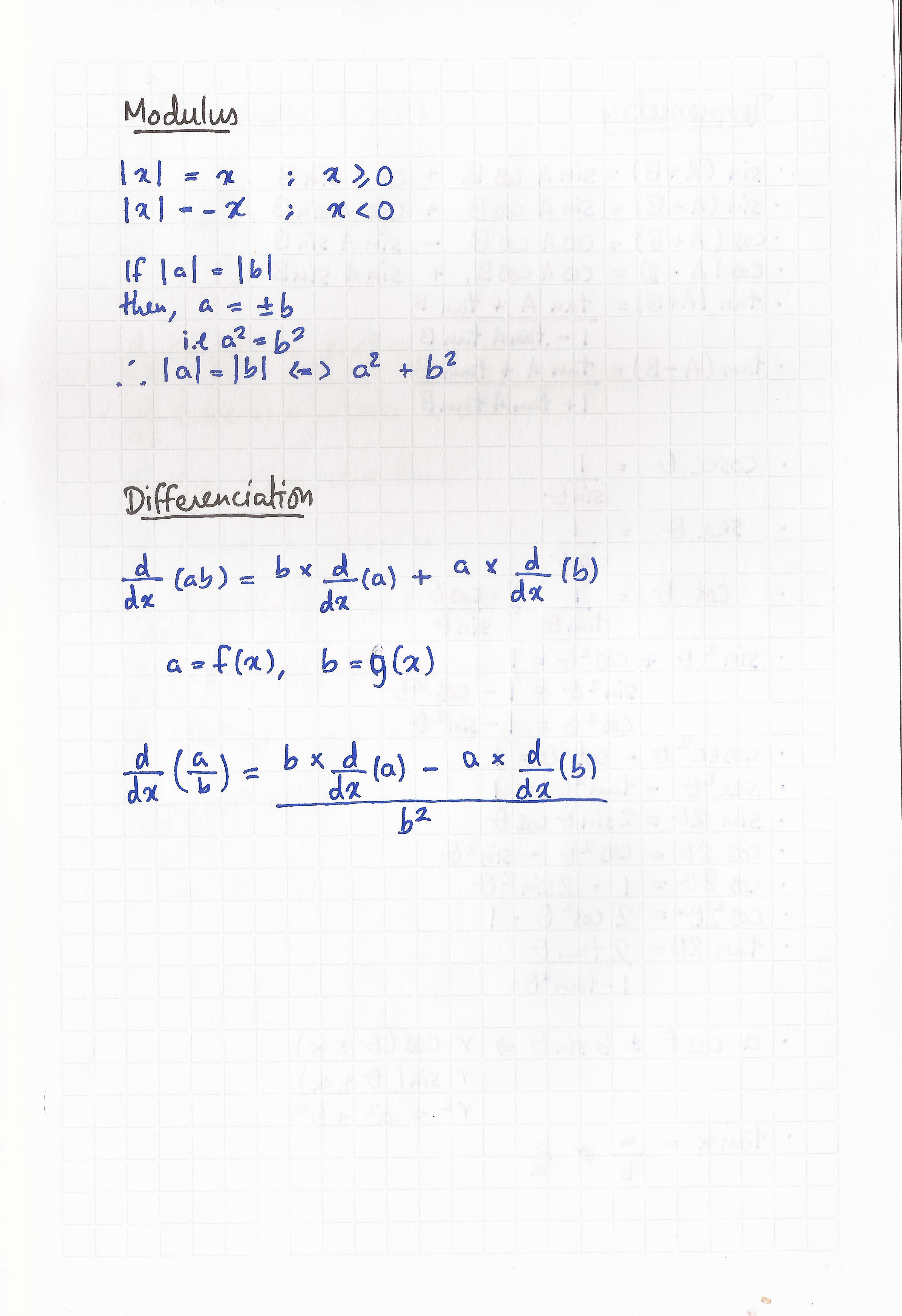 Pure Math 3
