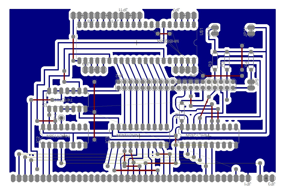 hight resolution of schematic board