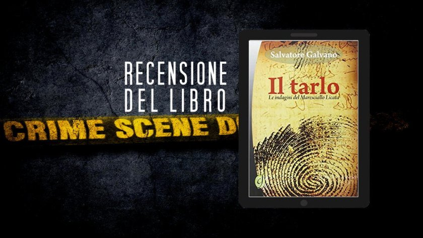 """Le recensioni di Life Factory Magazine: """"Il tarlo"""" di Salvatore Galvano"""