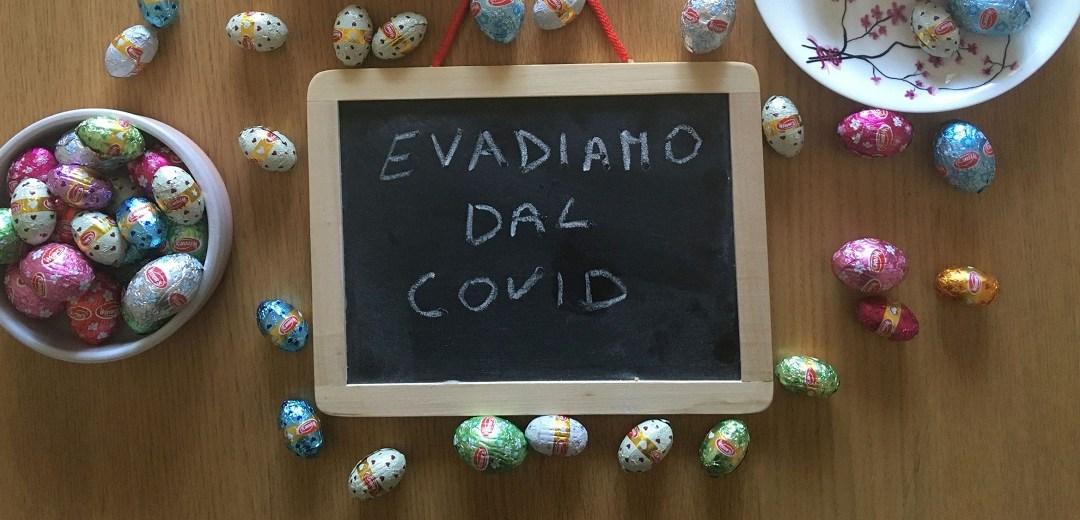 """#evadiamodalcovid Easter edition: """"Un minuto in più"""" di Martino Panico"""