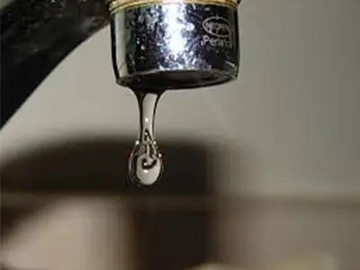 Water Dripping City of Stockton Story