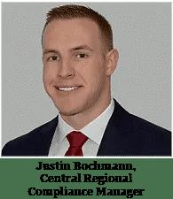 Justin Bochmann Central Regional Compliance Manager - CIFAC