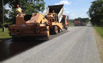 County Road Work