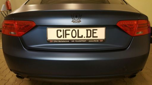 Audi A5 Sportback Heck