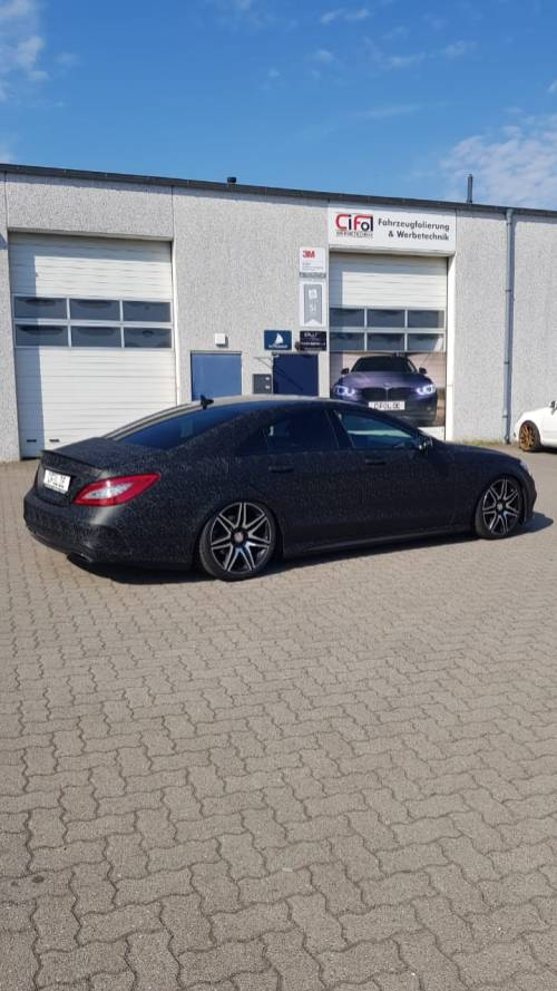 MercedesCLS-ShadowBlack-CiFol-Werbetechnik (10)