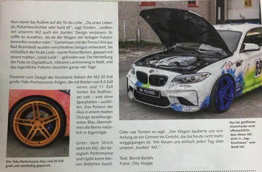 BMW Zeitung_Veröffentlichung_CiFol-Werbetechnik (6)