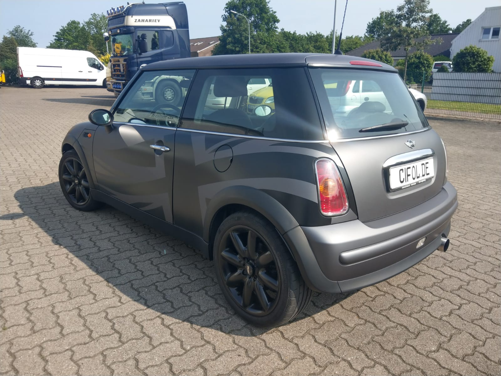 Mini Cooper One - Britisher Flitzer