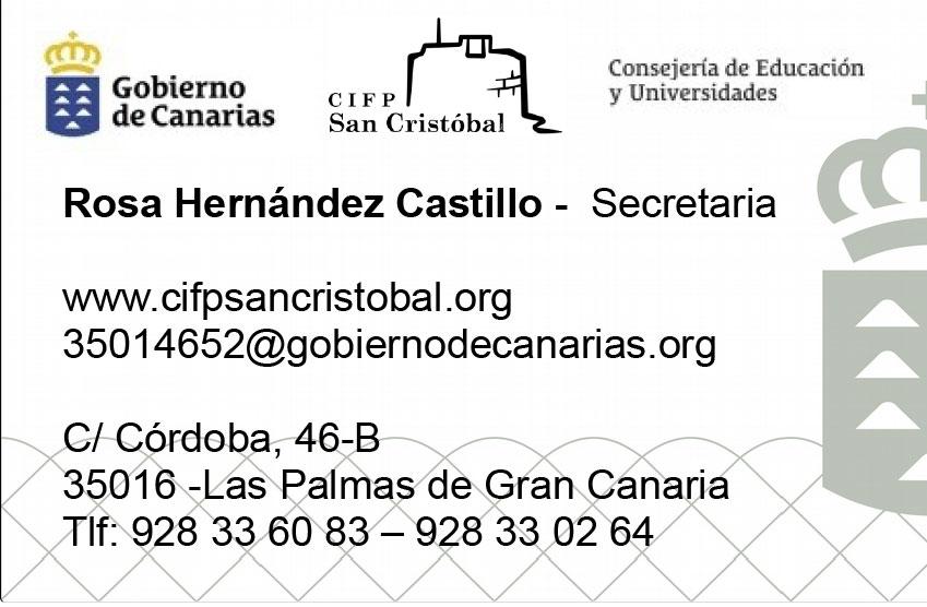 Rosa Hernandez Castillo
