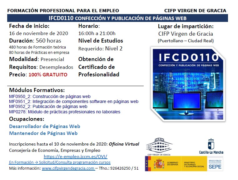 Cartel IFCD0110