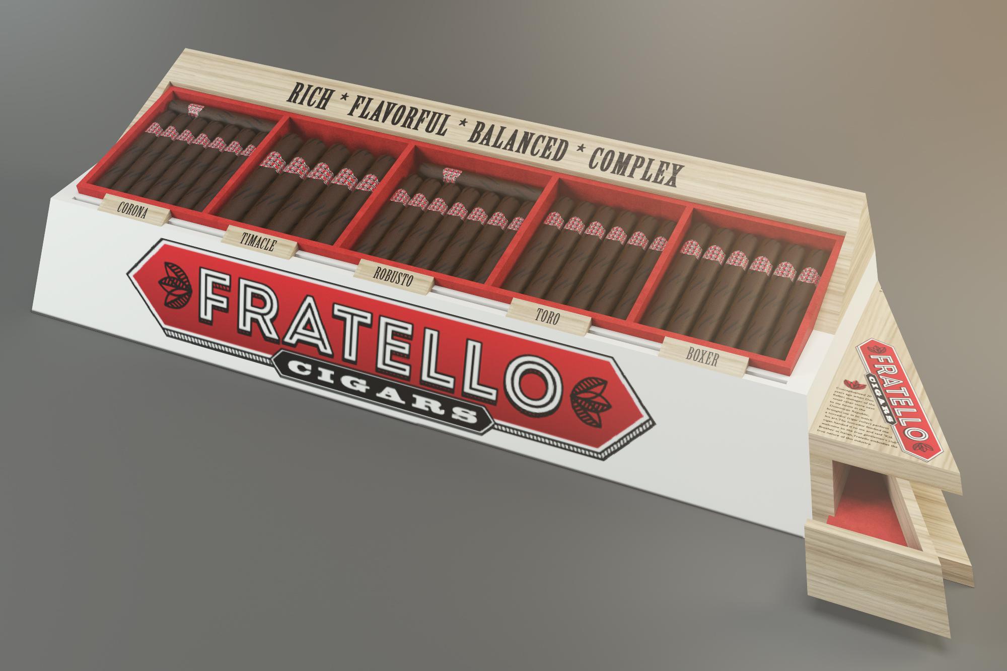 cigar news fratello introducing