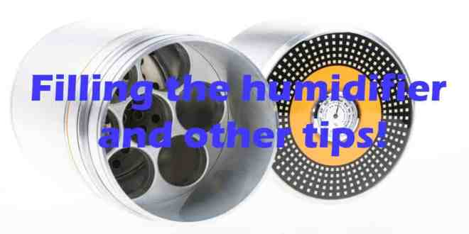humidifier tips