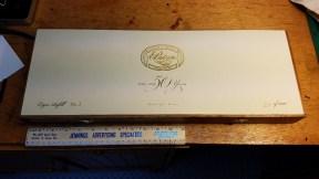 Padron 50th Anniversary 21 Pen Box closed