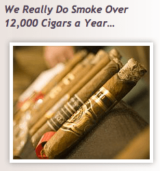 premium cigar of the month club selection process