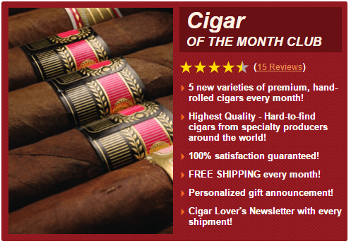 amazing clubs cigar of the month club