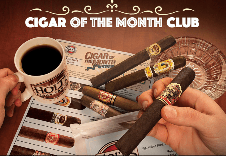 holts cigar of the month club
