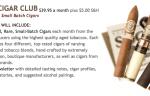 Review – Rare Cigar Club