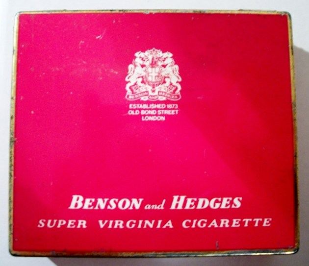 Benson & Hedges Super Virginia Cigarettes 20-pack
