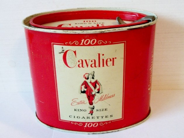 Cavalier Extra Mildness King Size Cigarettes 100-can