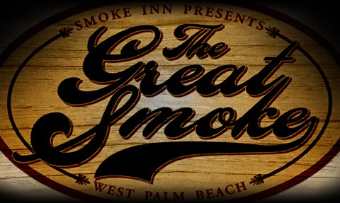 The Great Smoke logo