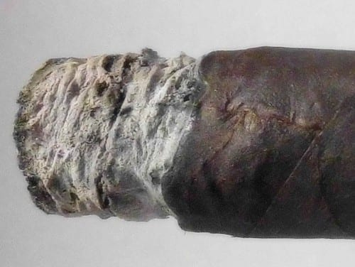 cigar ash potassium imparts good burning quality