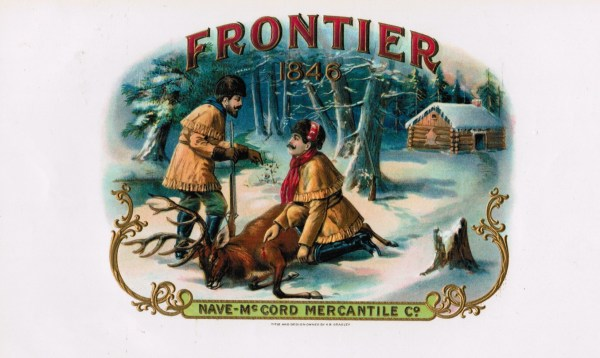Frontier 19th Century Boxes