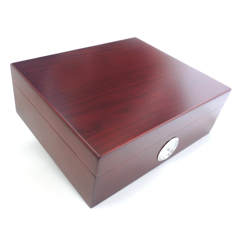 Angelo - 20-25 Cigar Desktop Humidor