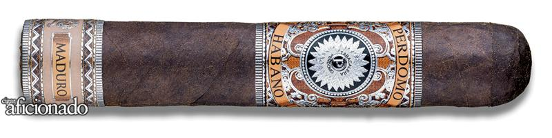 Perdomo - Habano Bourbon Barrel-Aged Maduro Robusto (Box of 24)