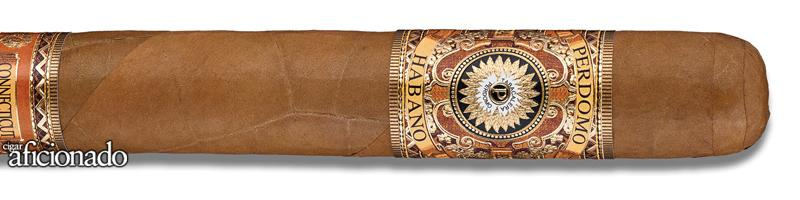 Perdomo - Habano Bourbon Barrel-Aged Connecticut Gordo (Box of 24)