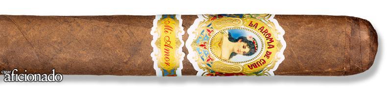 Ashton - La Aroma De Cuba - Mi Amor Valentino (Box of 25)
