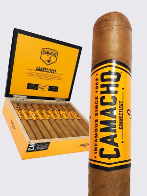 Camacho Connecticut Robusto image.