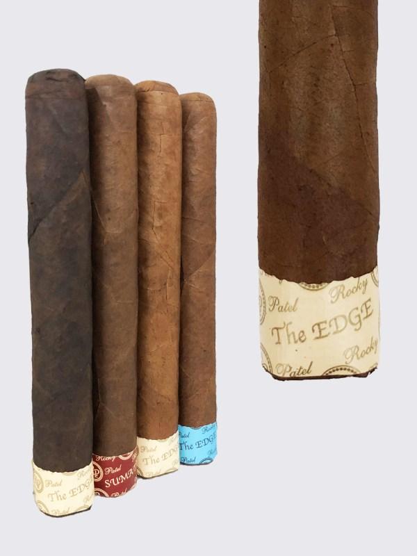 Rocky Patel Edge 4-pack sampler image.